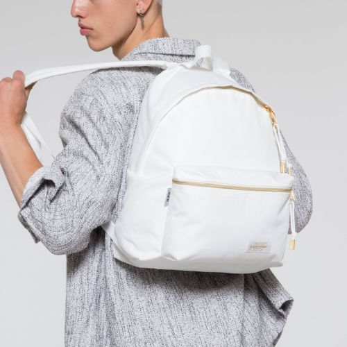 Padded Pak'r® Goldout White Backpacks by Eastpak - view 5