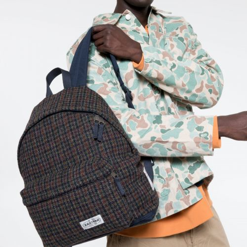Harris Tweed Padded Pak'r® Houndstooth Backpacks by Eastpak - view 5