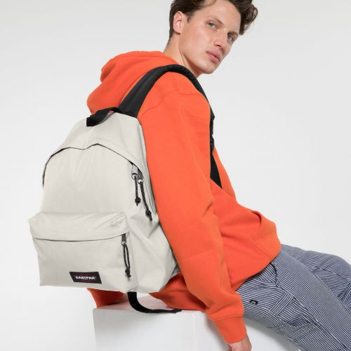 Padded Pak'r® Pearl White Backpacks by Eastpak - view 5