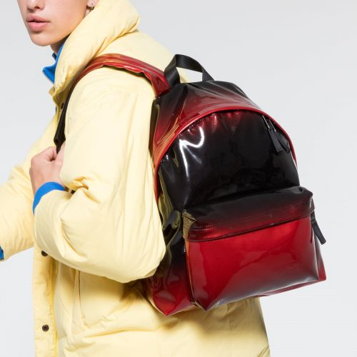 Padded Pak'r® Glossy Red Backpacks by Eastpak - view 5