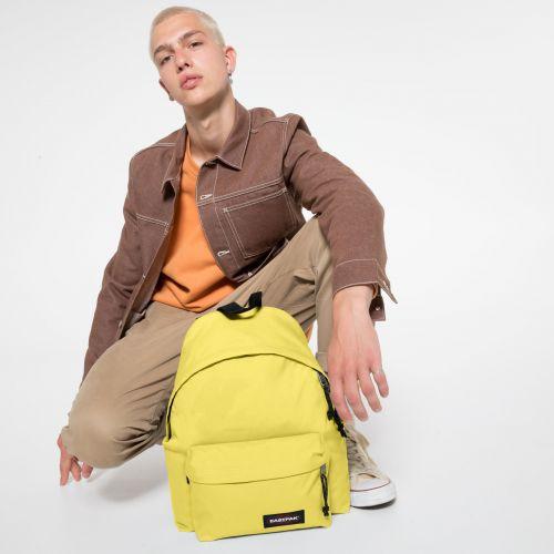 Eastpak Men/'s Padded Pak/'R Backpack Beige