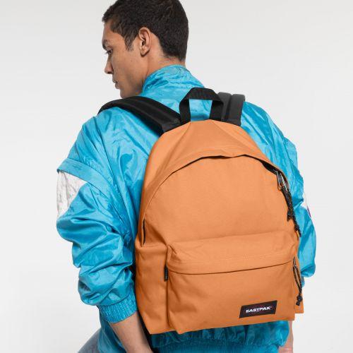 Padded Pak'r® Sand Beige Backpacks by Eastpak - view 5