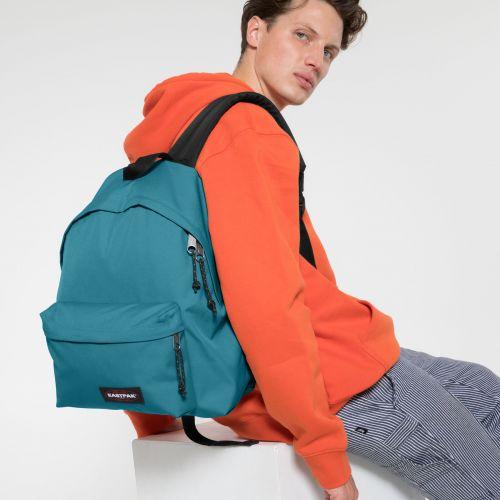 Padded Pak'r® Bay Blue Backpacks by Eastpak - view 5