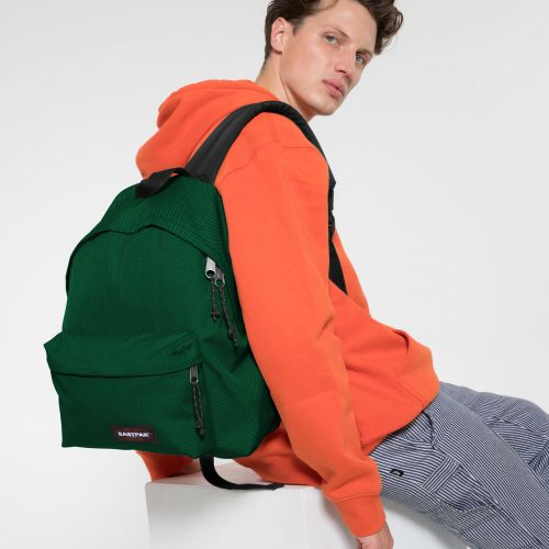 Padded Pak'r® Meshknit Green Backpacks by Eastpak - view 5