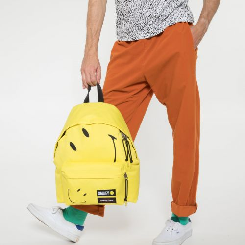 Padded Pak'r® Smiley Big Backpacks by Eastpak - view 5