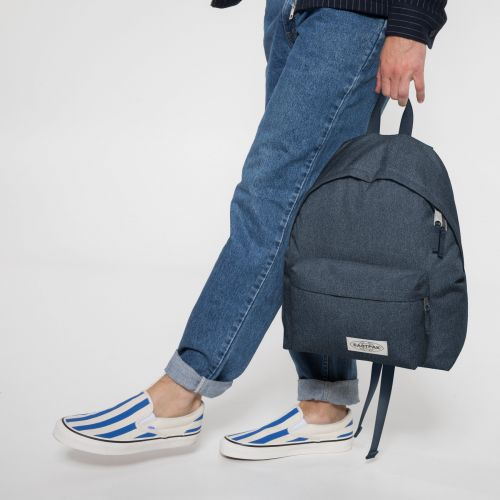 Padded Pak'r® Muted Blue Backpacks by Eastpak - view 5
