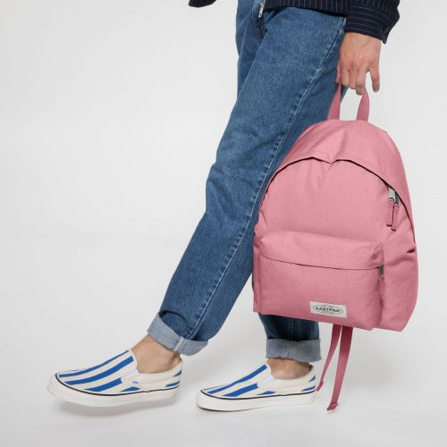 Padded Pak'r® Muted Pink Backpacks by Eastpak - view 5