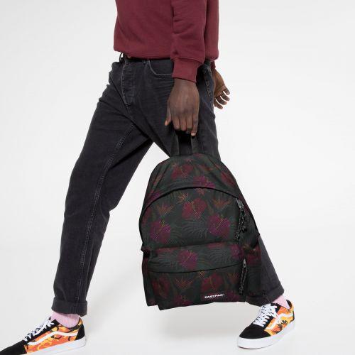Padded Pak'r® Mesh Black Hibiscus Backpacks by Eastpak - view 5