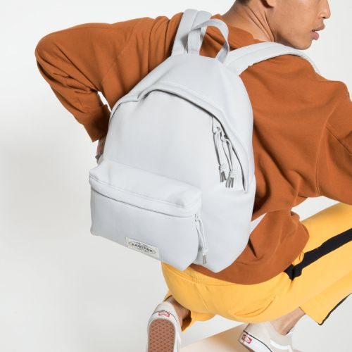 Padded Pak'r® Sweater Grey Backpacks by Eastpak - view 5
