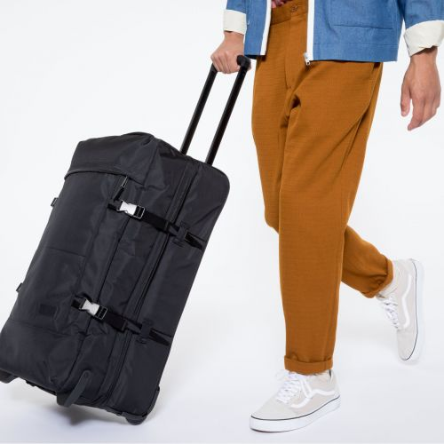 Tranverz M Constructed Black Luggage by Eastpak - view 5