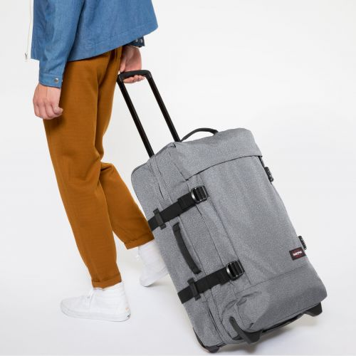 Tranverz M Melange Print V Luggage by Eastpak - view 5