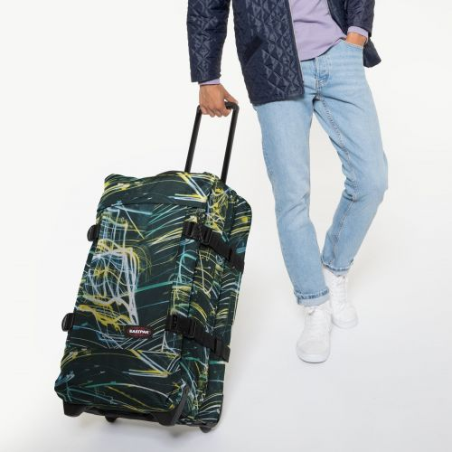 Tranverz M Blurred Lines Luggage by Eastpak - view 5