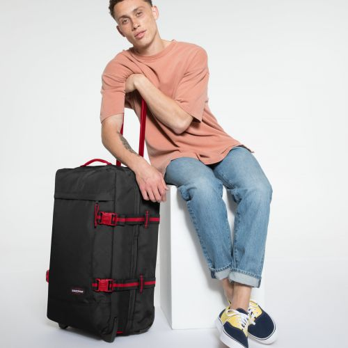 Tranverz M Blakout Sailor Luggage by Eastpak - view 5