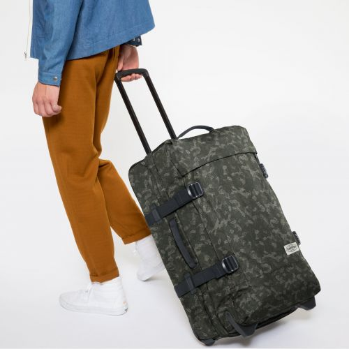 Tranverz M Camo'ed Dot Luggage by Eastpak - view 5