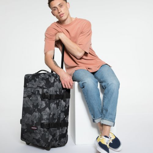 Tranverz M Charming Black Luggage by Eastpak - view 5