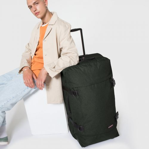 Tranverz L Crafty Moss Luggage by Eastpak - view 5