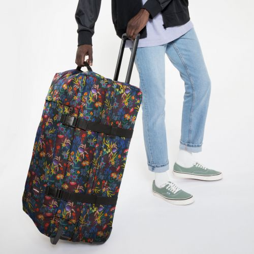 Tranverz L Trippy Blue Luggage by Eastpak - view 5