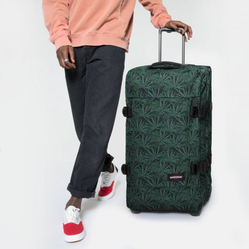 Tranverz L Mesh Palm Loops Luggage by Eastpak - view 5