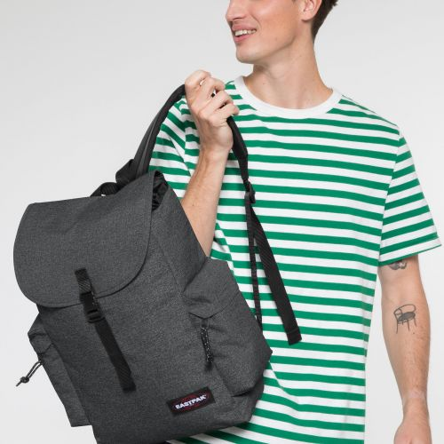 Austin + Black Denim Backpacks by Eastpak - view 5