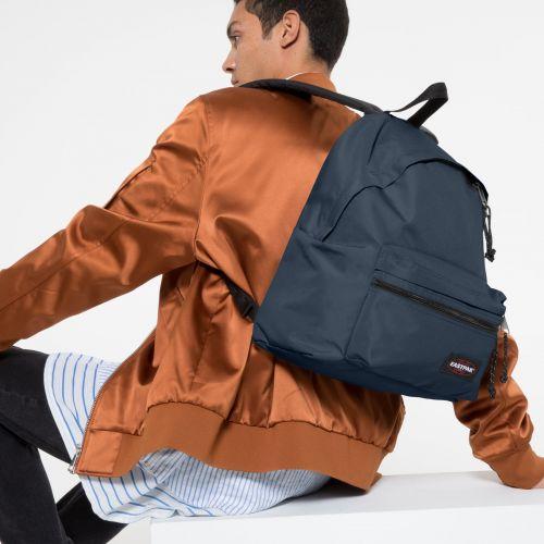Padded Zippl'r Next Navy Backpacks by Eastpak - view 5