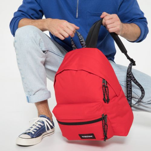 Padded Zippl'r Bold Webbed Backpacks by Eastpak - view 5