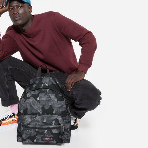 Padded Zippl'r Charming Black Backpacks by Eastpak - view 5