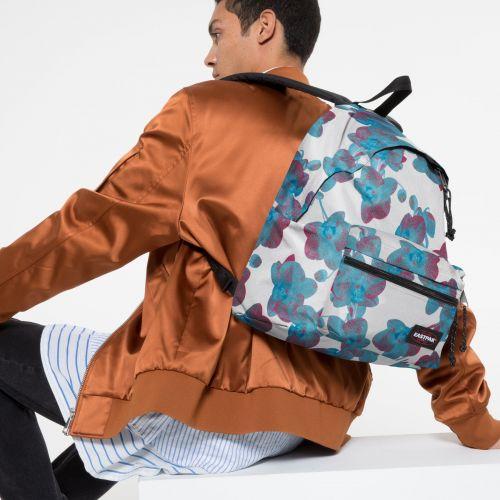Padded Zippl'r Charming White Backpacks by Eastpak - view 5