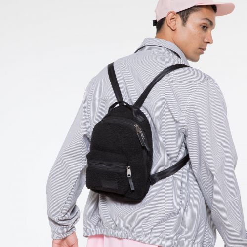 Orbit W Shear Black Backpacks by Eastpak - view 5