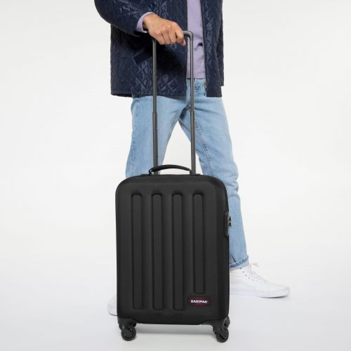 Tranzshell S Black Luggage by Eastpak - view 5
