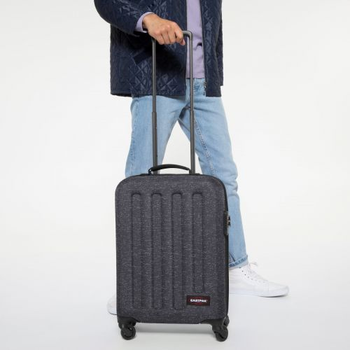 Tranzshell S Melange Print Dot Luggage by Eastpak - view 5