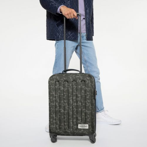 Tranzshell S Camo'ed Dot Luggage by Eastpak - view 5