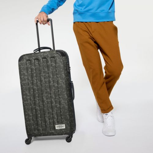 Tranzshell L Camo'ed Dot Luggage by Eastpak - view 5