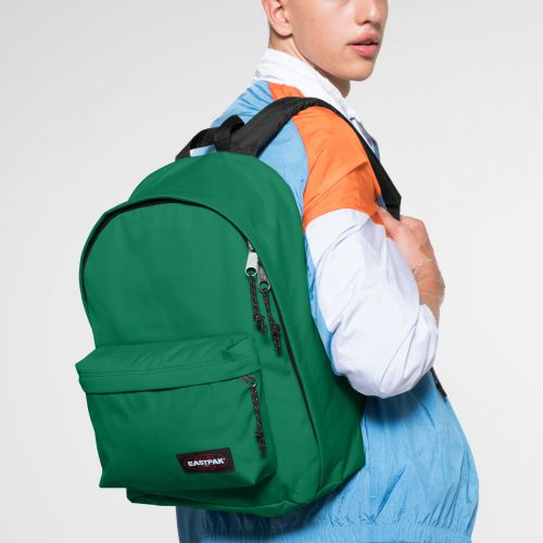 Out Of Office Promising Green Backpacks by Eastpak - view 5