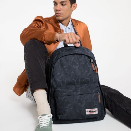 Out Of Office Opgrade Navy Camo Backpacks by Eastpak - view 5
