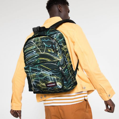 Out Of Office Blurred Lines Backpacks by Eastpak - view 5
