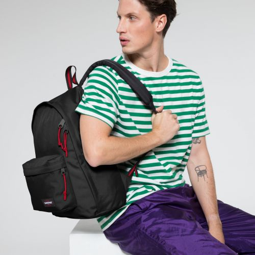 Out Of Office Blakout Sailor Backpacks by Eastpak - view 5