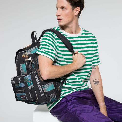Out Of Office Pix Color Backpacks by Eastpak - view 5
