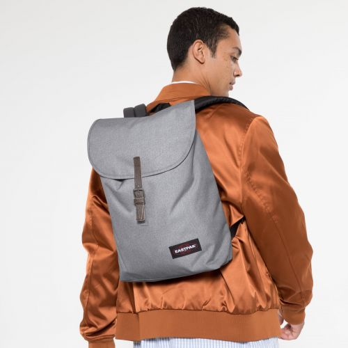 Ciera Sunday Grey Backpacks by Eastpak - view 5
