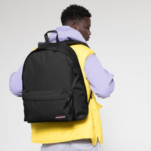 Padded Pak'r® XL Black Backpacks by Eastpak - view 5