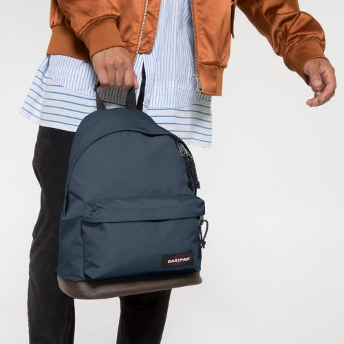 Wyoming Next Navy Backpacks by Eastpak - view 5