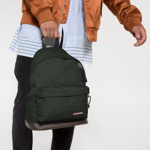 Wyoming Crafty Moss Backpacks by Eastpak - view 5