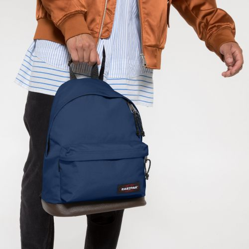 Wyoming Gulf Blue Backpacks by Eastpak - view 5