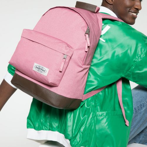 Wyoming Muted Pink Backpacks by Eastpak - view 5