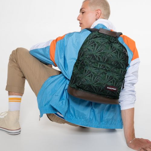 Wyoming Mesh Palm Loops Backpacks by Eastpak - view 5