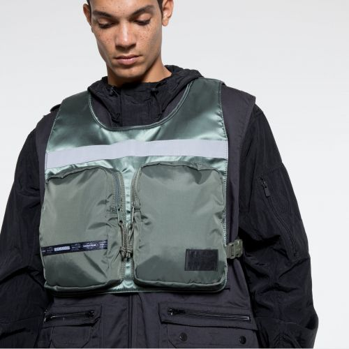 NBHD Vest Bag Olive Backpacks by Eastpak - view 5