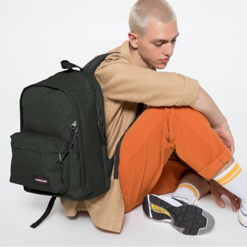 Back To Work Crafty Moss Backpacks by Eastpak - view 5