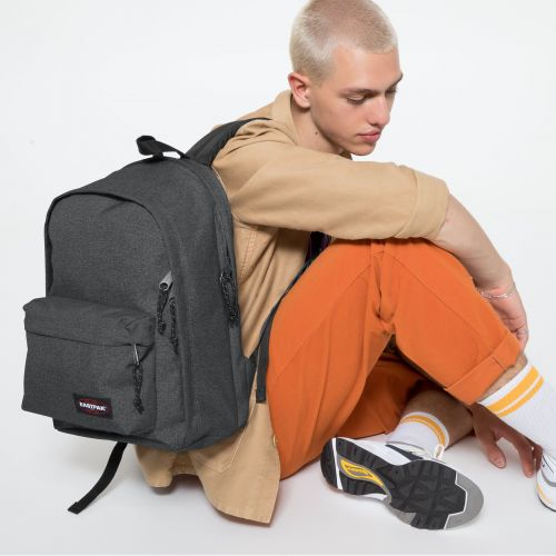 Back To Work Black Denim Backpacks by Eastpak - view 5
