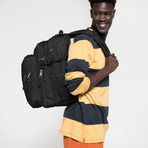 Tutor Black Backpacks by Eastpak - view 5