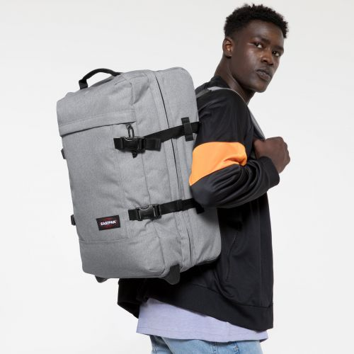 Strapverz S Sunday Grey Luggage by Eastpak - view 5