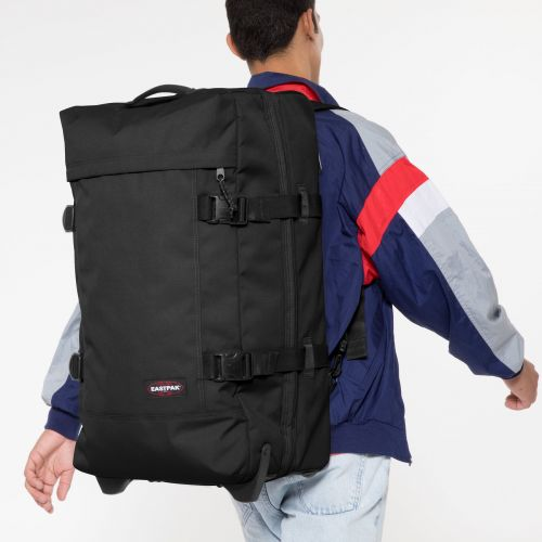 Strapverz M Black Luggage by Eastpak - view 5